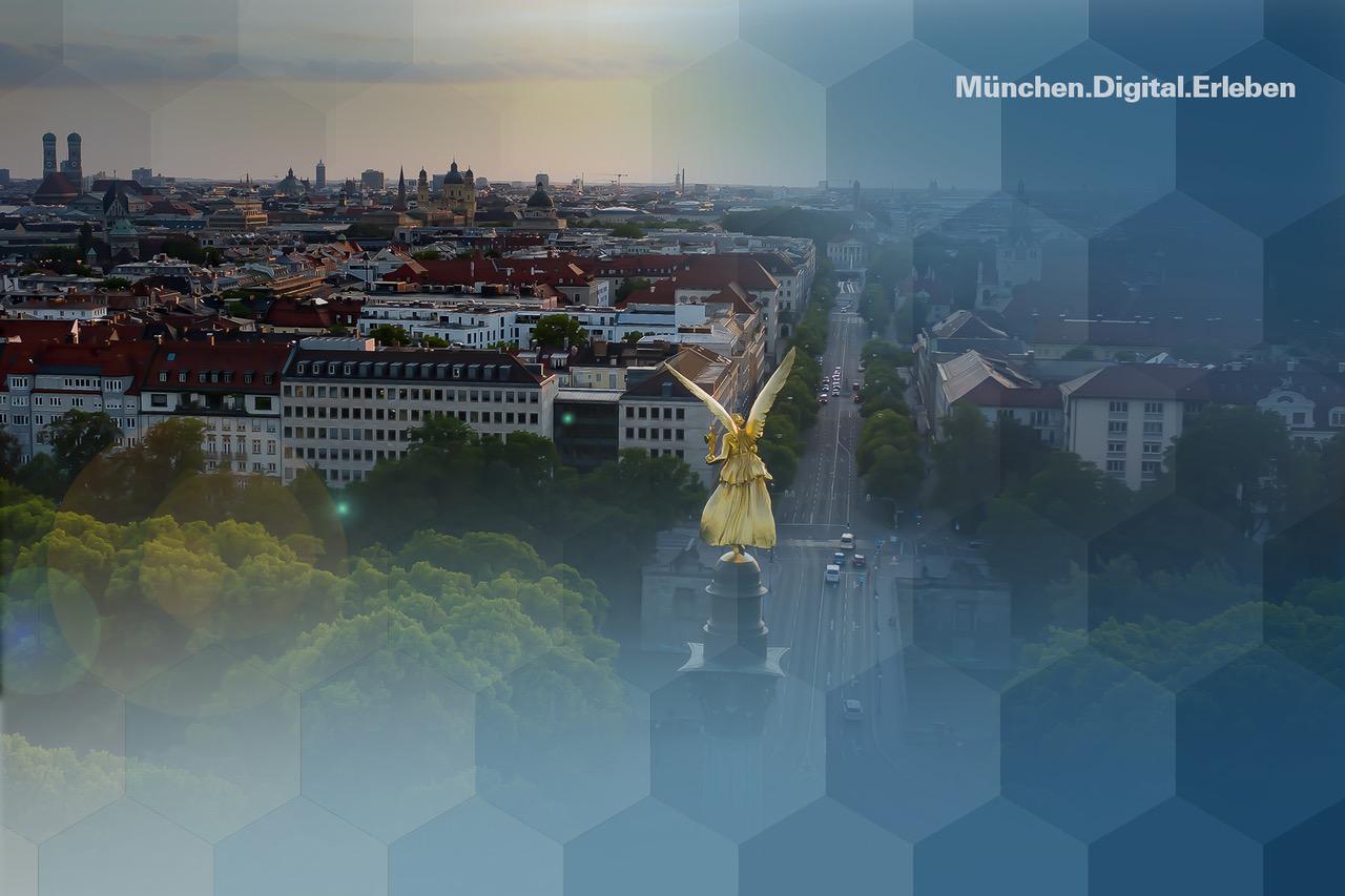 Friedensengel of Munich