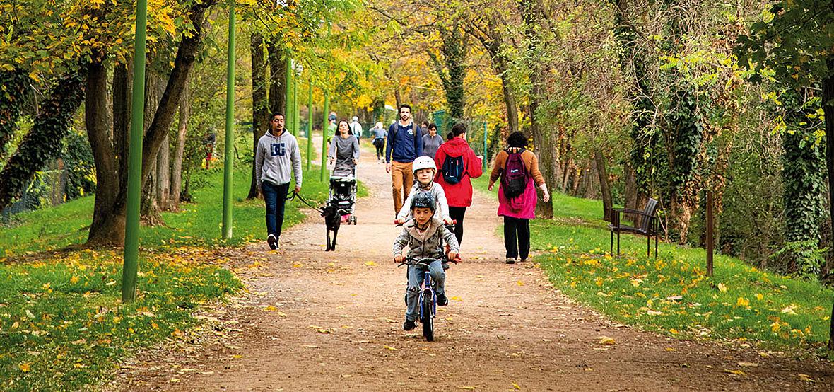 Lyon park image