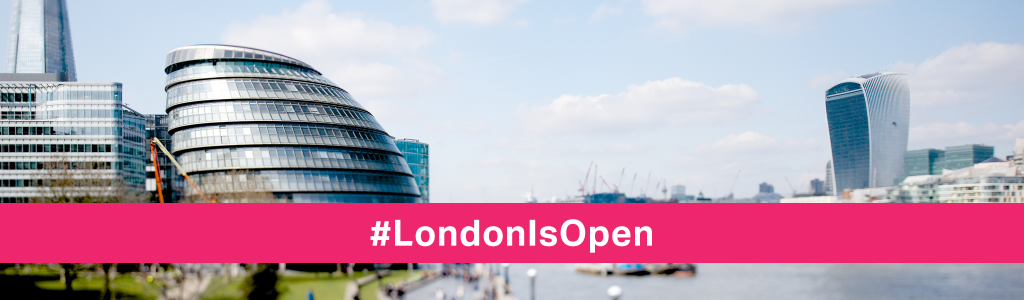 London is Open