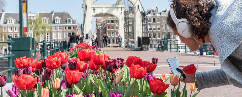 Amsterdam - Photo by Alphons Nieuwenhuis