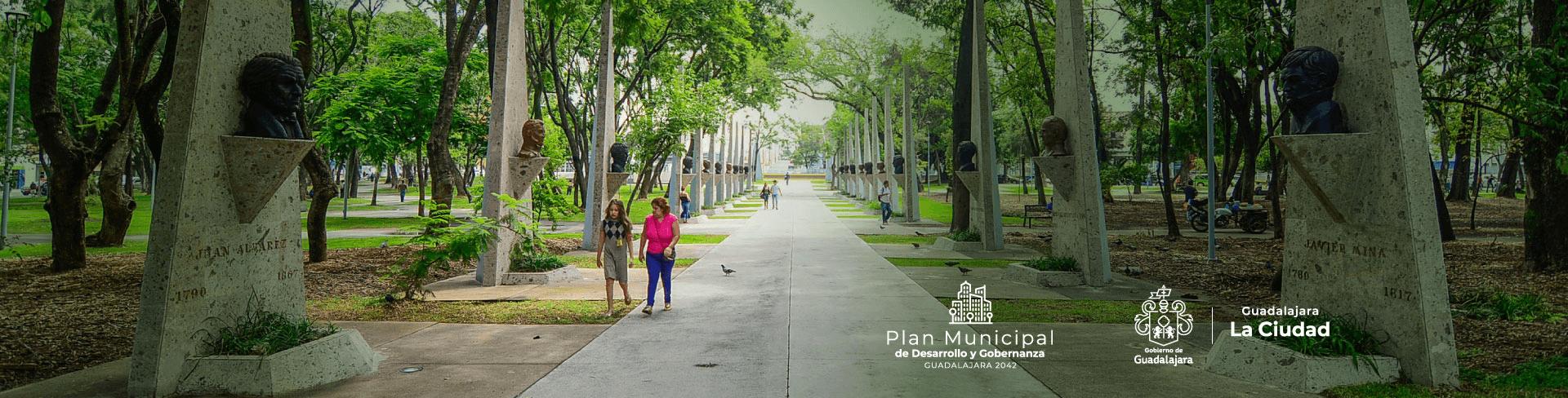 Guadalajara park