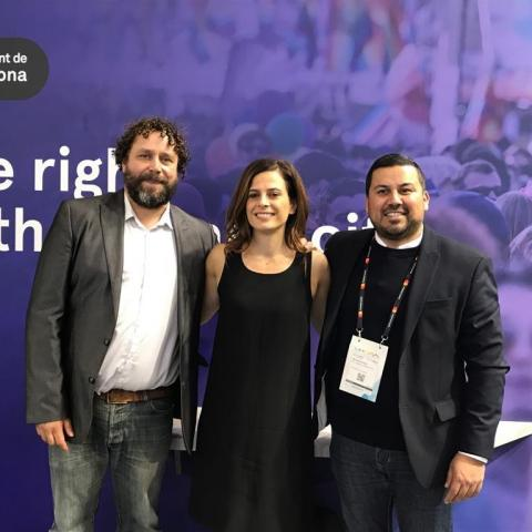 Chieves Technological and Innovation Officers of Amsterdam, Barcelona and New York